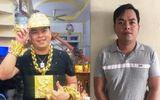 Tin trong nước - Khởi tố, tạm giam đại gia đeo vàng giả Phúc XO vì tổ chức sử dụng ma túy