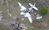 Tin thế giới - Rơi máy bay thảm khốc tại Mỹ, toàn bộ 6 người trên khoang thiệt mạng