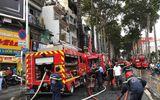 Tin trong nước - Giải cứu thành công 3 em nhỏ mắc kẹt trong đám cháy dữ dội ở TP.HCM