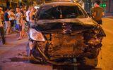 """An ninh - Hình sự - Khởi tố vụ tài xế """"xe điên"""" gây tai nạn ở Hà Nội khiến nữ lao công tử vong"""