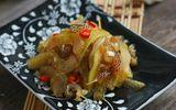 Ăn - Chơi - Món ngon mỗi ngày: Nộm sứa giòn ngon chinh phục cả nhà