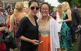 Con gái Thu Phương được tổng thống Mỹ ký tặng bằng khen