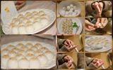 Tự tay làm bánh trôi, bánh chay cho Tết Hàn thực