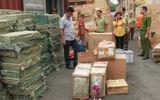 10 container hàng nhập lậu từ Trung Quốc được thông quan VICT