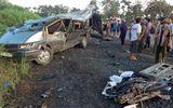 Tai nạn giao thông nghiêm trọng, hàng chục người thương vong