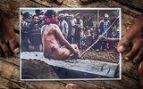 Kinh hãi hủ tục chôn sống phụ nữ ở Papua New Geuinea
