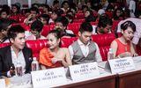 """Hà Thúy Anh - Lê Minh Trung """"cặp kè"""" trên ghế giám khảo"""