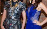 Hoa hậu Jennifer Chung hội ngộ danh ca Ý Lan
