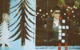 Nathan Lee diện cây hàng hiệu dạo phố mùa Noel