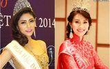 So sánh nhan sắc hai Hoa hậu cùng tên Đặng Thu Thảo