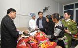 Dùng trực thăng đưa bác sĩ lên Lai Châu cứu nạn nhân sập cầu