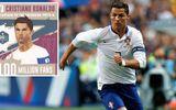 Ronaldo đạt 100 triệu fan hâm mộ trên Facebook
