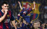Messi đòi rời Barca vì mất Quả bóng vàng