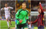 Công bố 3 ứng viên Quả bóng vàng: Gọi tên Messi, Ronaldo, Neuer?