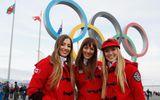 Ba chị em kiều diễm người Canada cùng dự Olympic Sochi 2014