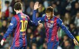 Messi lập kỷ lục kỳ vĩ, thách thức Ronaldo