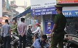 Hà Nội: Mẫu thuẫn lúc uống trà đá, xe ôm giết đồng nghiệp