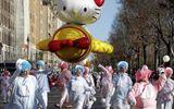 Diễu hành chào mừng ngày Lễ Tạ ơn ở Mỹ