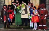 Lạ kỳ đám cưới hóa thân thành nhân vật cổ tích trong đời thực
