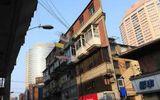 Cận cảnh tòa nhà mỏng nhất ở Trung Quốc