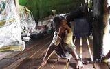 Phẫn nộ bé gái bị xích chân suốt 2 năm vì mẹ vay nợ
