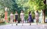 """Vẻ đẹp """"tỏa nắng"""" của 10 nữ sinh hot nhất Đại học Phương Đông"""