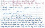 Bài văn 9 điểm cộng của học sinh lớp 10 gây xôn xao