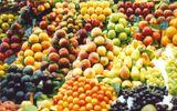 Chưa phát hiện dư lượng hóa chất trong hoa quả nhập khẩu