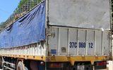 Hành trình tổ kiểm lâm Thanh Hóa phát hiện, bắt giữ xe chở gỗ