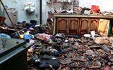Nghi vấn kẻ gian đột nhập trộm tài sản rồi phóng hỏa đốt nhà