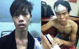 Trinh sát bắt hai tên cướp giật điện thoại giữa Sài Gòn