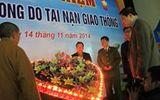 Tổ chức lễ tưởng niệm nạn nhân tử vong do tai nạn giao thông