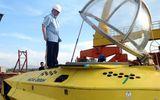 Thử nghiệm thành công tàu lặn Hòa Bình tự chế