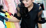 HH Nguyễn Thị Loan chuẩn bị cho cuộc thi Hoa hậu Thế giới 2014