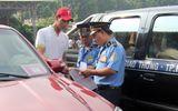 Bị kiểm tra, liên tiếp nhiều taxi Uber bị phạt