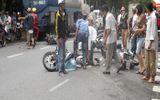 Tai nạn liên hoàn, một tu sĩ nguy kịch bởi vết thương lớn ở đầu