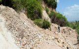 Phú Yên: Núi Hòn O sắp bị đánh sập vì nạn đào vàng