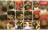 Malaysia công bố ảnh, truy tìm 12 kẻ tấn công CĐV Việt Nam