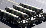 Trung Quốc đưa 10 tên lửa đạn đạo tầm bắn vươn đến Mỹ vào biên chế
