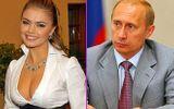 Những người tình tin đồn của Tổng thống Nga Putin