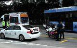 Rơi từ cầu cao tốc, một phụ nữ Việt thiệt mạng tại Singapore
