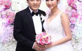 Lam Trường hạnh phúc bên cô dâu trong đám cưới lần hai