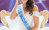 Tân Hoa hậu thế giới 2014 nhường lại vương miện cho Á hậu 1
