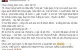 Hoa hậu Diễm Hương bị ốm nặng trước ngày sinh con