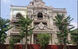Ngắm biệt thự xa hoa như cung điện của đại gia Lào Cai