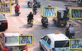 Từ 3/2, CSGT Hà Nội xử lý xe vi phạm qua camera giám sát