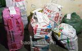 Hà Tĩnh: Bắt đối tượng tàng trữ hơn 100kg pháo nổ