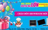 Tưng bừng khuyến mại khai trương Showroom mới tại Thế Giới Bếp Nhập Khẩu