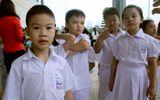 Học sinh cả nước vui tươi trong lễ khai giảng năm học mới