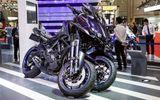 """Xuất hiện """"chiến binh"""" 3 bánh mới của Yamaha"""